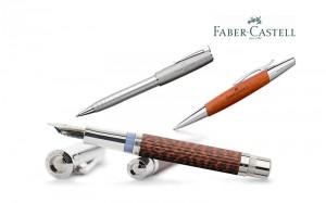Plumas, rollers, bolígrafos Faber-Castell